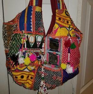 Handbags - Bohemian shoulder bag